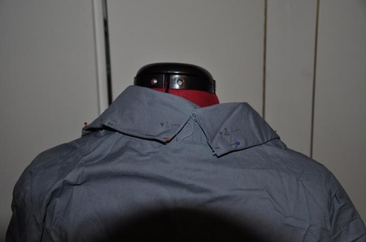 Blusenkragen-UFO