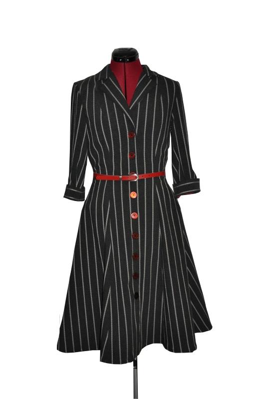 Lutterloh-Kleid