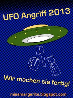 UFO-Angriff Teil1