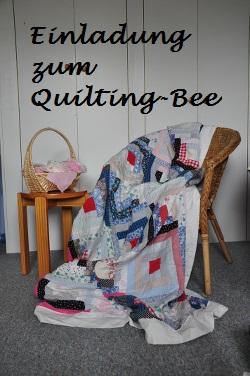 Einladung zum Quilting-Bee