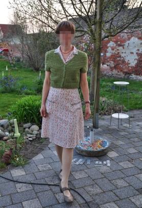 MMM im Forties-Kleid