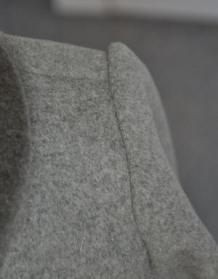 Schulter ohne Falten Web