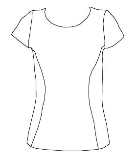 T Shirt Nähen Kraut Und Kleid Vom Nähen Und Ernten