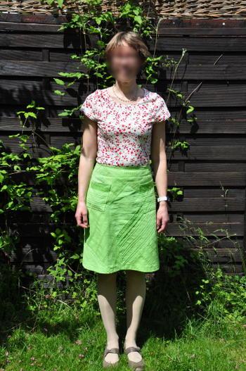 T-Shirt nähen | Kraut und Kleid - vom Nähen und Ernten
