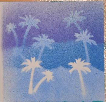 spritzdruck-palmen